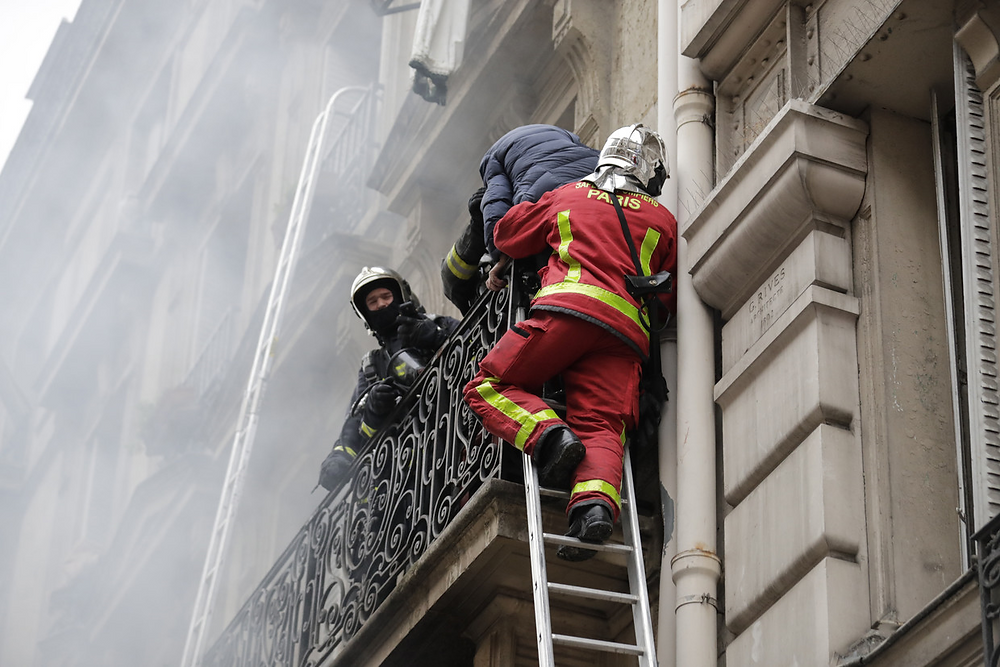 © AFP / Thomas SAMSON