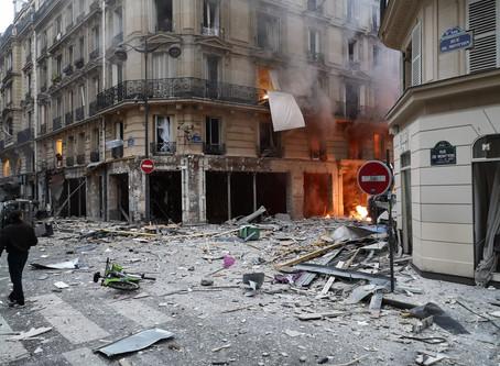 Ba người chết và nhiều người bị thương trong vụ nổ nghi do rò rỉ khí gas tại trung tâm Paris