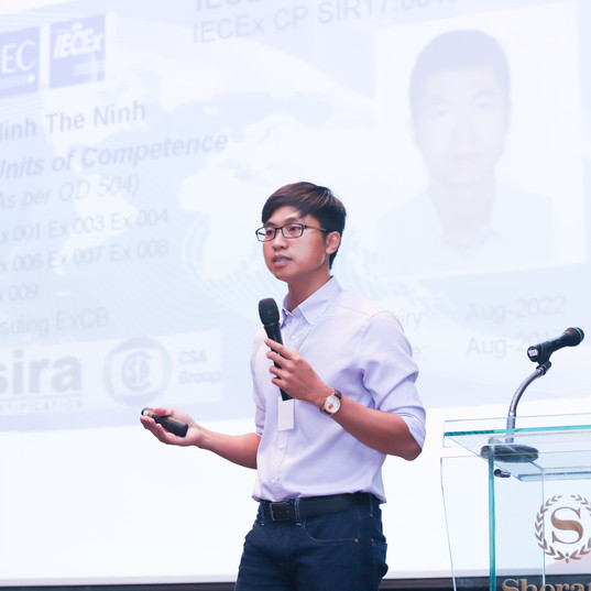 Mr. Ninh The Ninh - Instructor of Trainor Vietnam