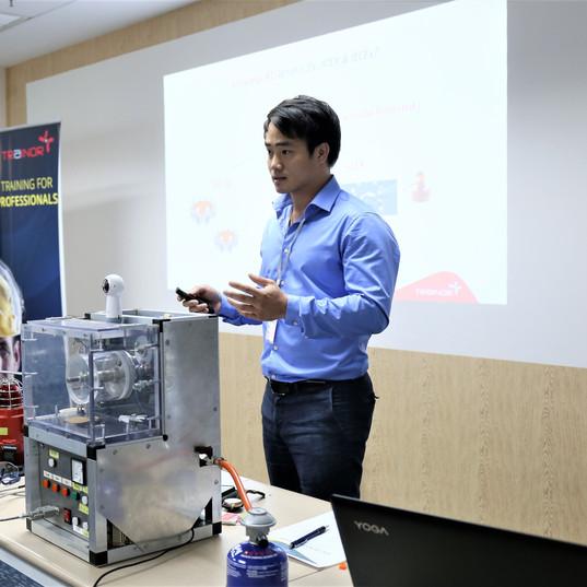 Mr.Thai Son Vu-Trainor Technical Director