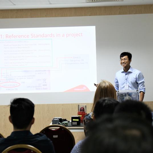 Mr. Ninh The Ninh-Trainor Vietnam, Instructor