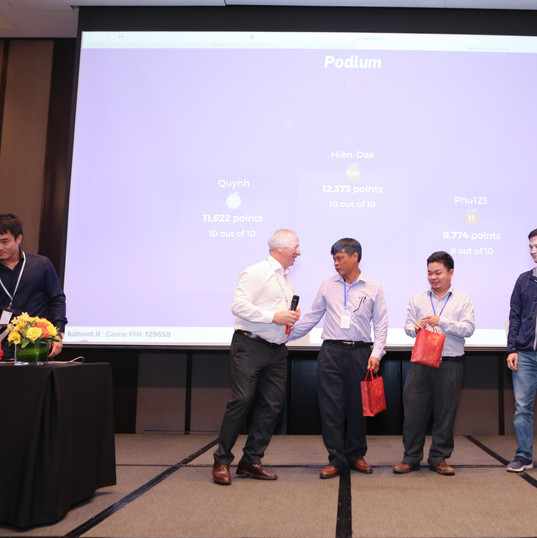 Winners award