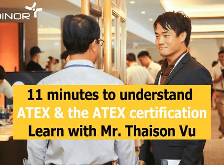 11 phút để hiểu đúng về ATEX và chứng chỉ ATEX