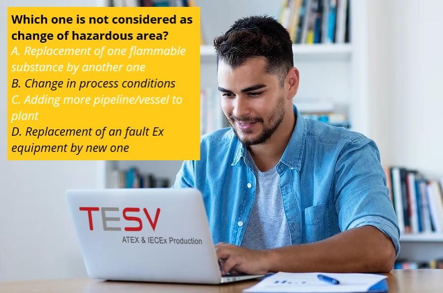 Kiểm tra cơ bản trình độ Ex trực tuyến: Cách hiệu quả để học các tiêu chuẩn ATEX & IECEx