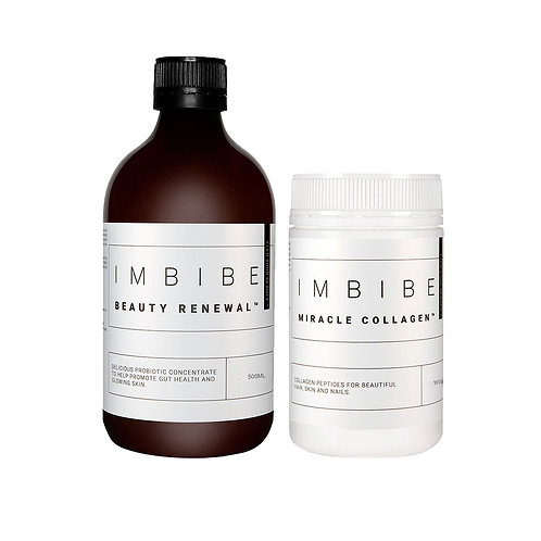 Beauty renewal + Miracle collagen Bundle