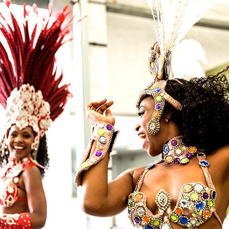 Os benefícios das aulas de samba!