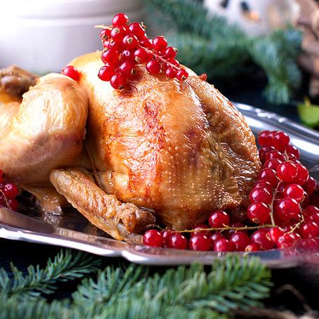 Dicas para deixar a ceia de Natal  mais saudável!