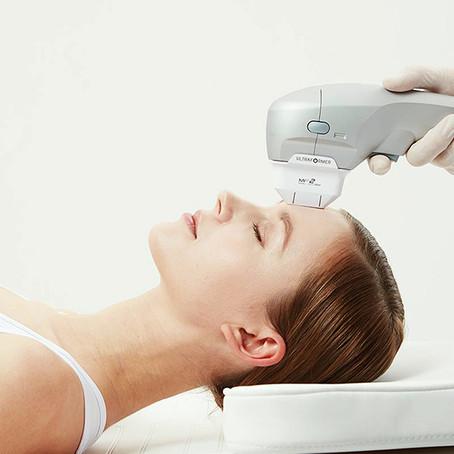 Ultratecnologia para dar efeito lifting