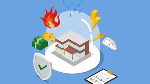 Você sabe como proteger seus imóveis e bens contra incêndios, raios e explosões?