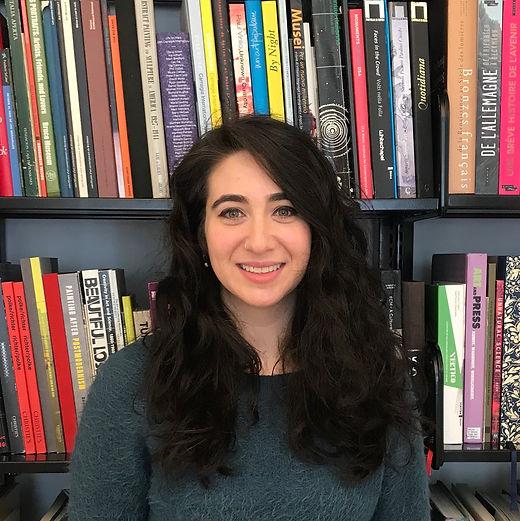 Headshot of Arielle Cohen