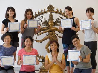 【Report】Senior Yoga TT シニアヨガ・ティーチャートレーニング