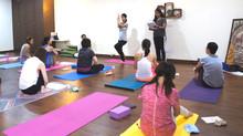 {Report} Yoga Teacher Training - What is it like? ティーチャートレーニングってどんなことをするの?