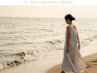 《オンラインLiveクラス》ヨーガ聖典を学ぶ11日間 週末開催