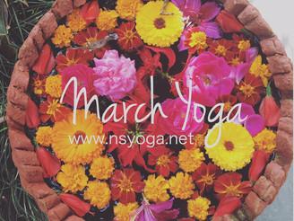 【Delhi】March Schedule 2018