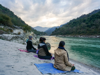 【Rishikesh】Yoga Retreat Report