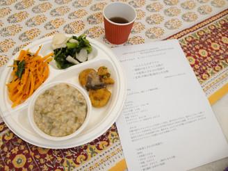 {Report} 陰ヨガxのぶク Yin Yoga x Nobu's Cooking
