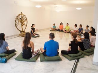 {Report}ヨガニドラ Yoga Nidra