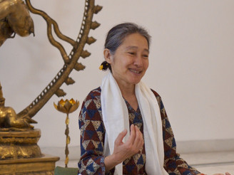 【Report】Meditation with Shreeさんから学ぶ瞑想法