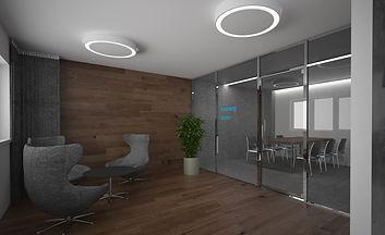 návrh a realizace komerčních prostor, návrh kanceláře, rekonstrukce kanceláře