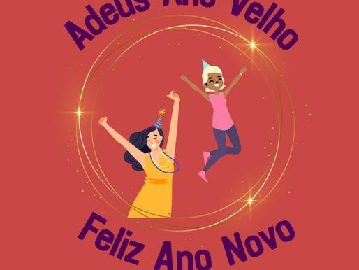 Powdi #10 Adeus ano velho, Feliz ano novo