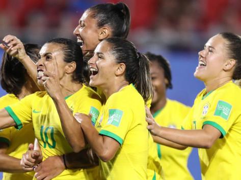 Futebol feminino para quê?
