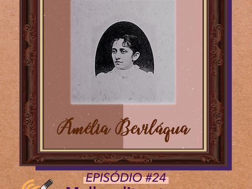 #24 Mulher, literatura e pionerismo