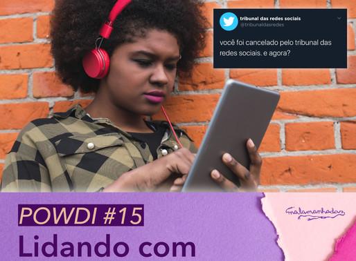 Powdi #15 Lidando com o cancelamento