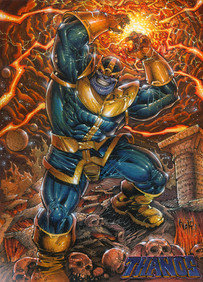 The Almighty Thanos!