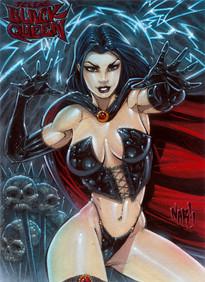 The Black Queen (Selene)