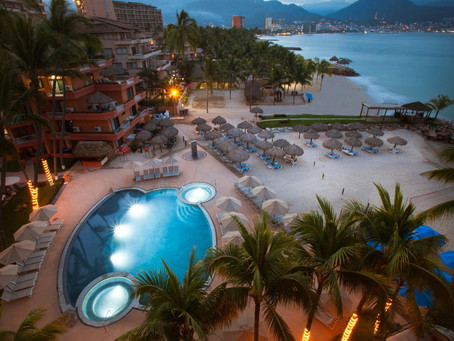 Villa Del Palmar Resort in Puerto Vallarta