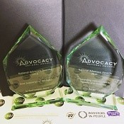 National Advocacy Award Winners!