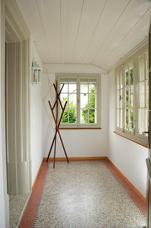 Umbau Aarau Weibel Hegewald