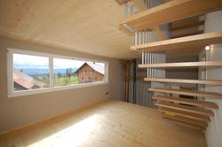 Trotte, Wiggwil, Holzbau