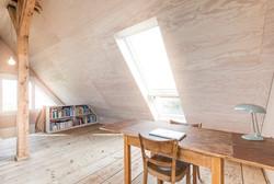 Dachgeschoss, Holz, Weibel Hegewald