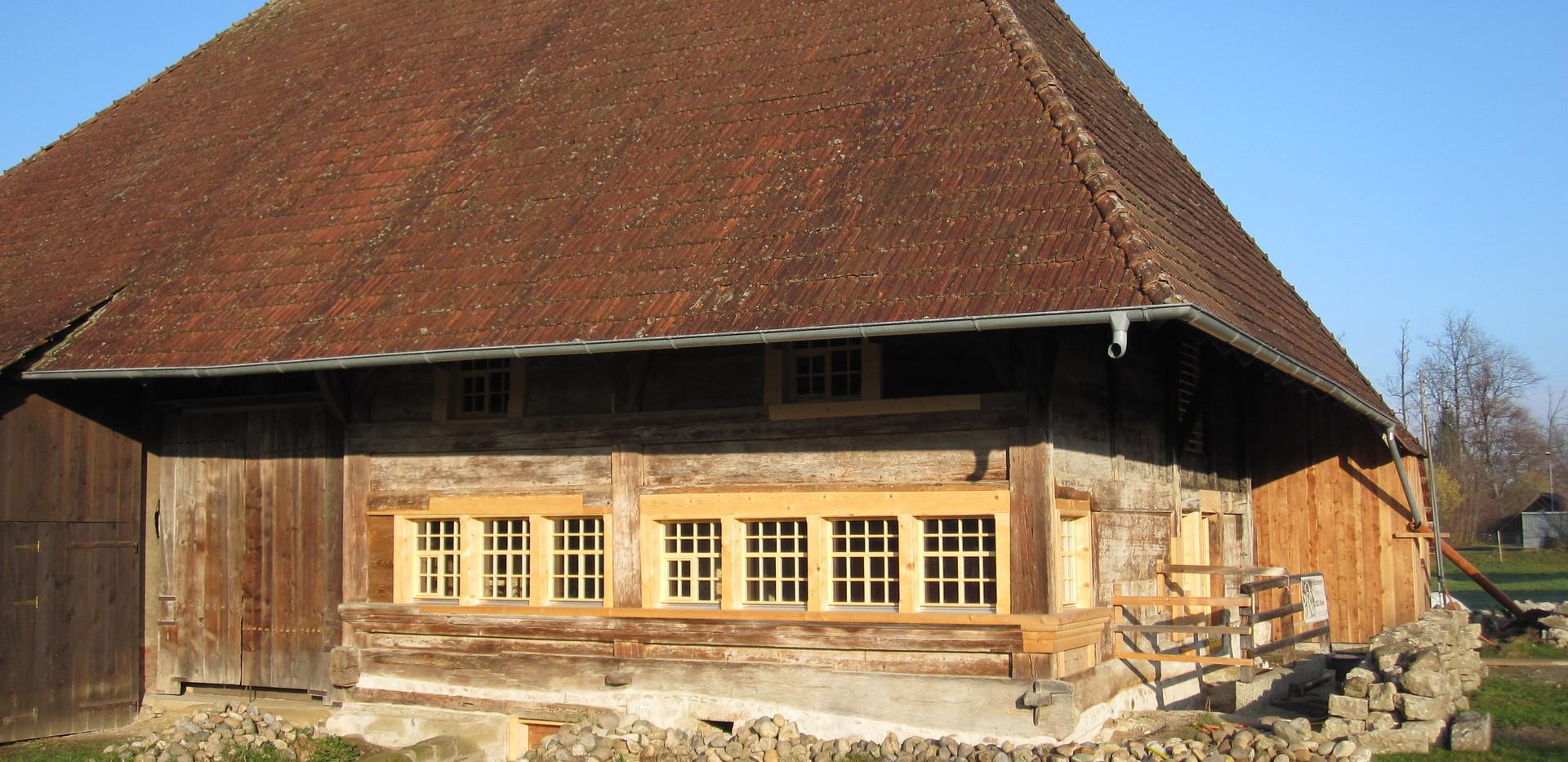 Hochstudhaus Staffelbach