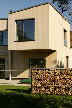 Holzhaus, Neubau, Weibel Hegewald