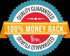 100 percent money back guarantee.png