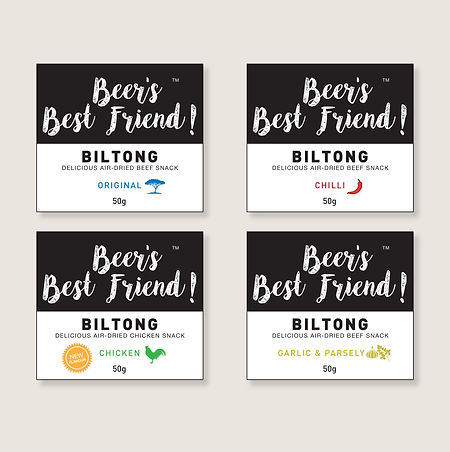 Beers Best Friend Product Labels