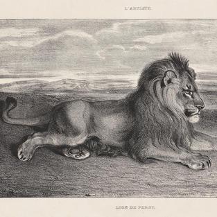 León de Persia