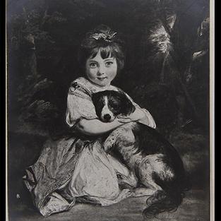 Retrato de Miss Bowles