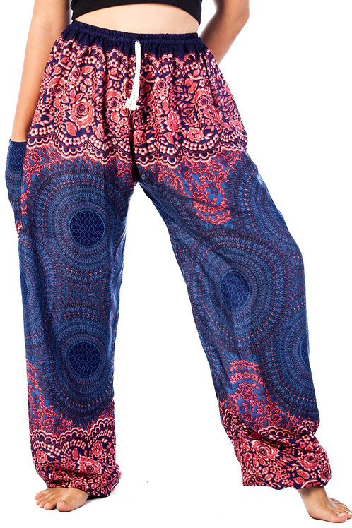 Comfy Rose Pants - one size fits all