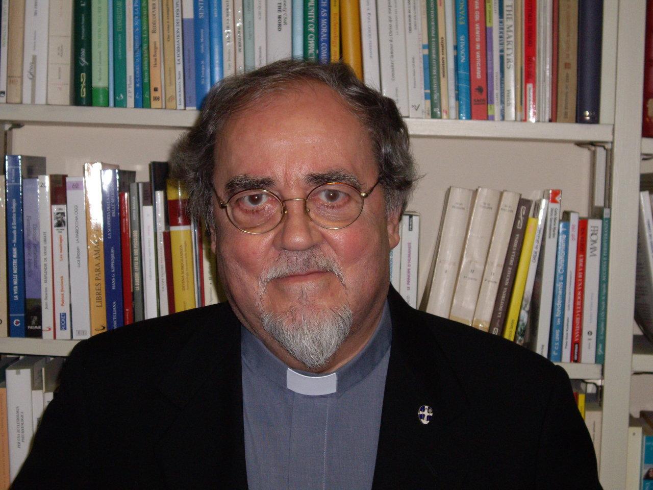 Père Réal Tremblay, C.Ss.R.