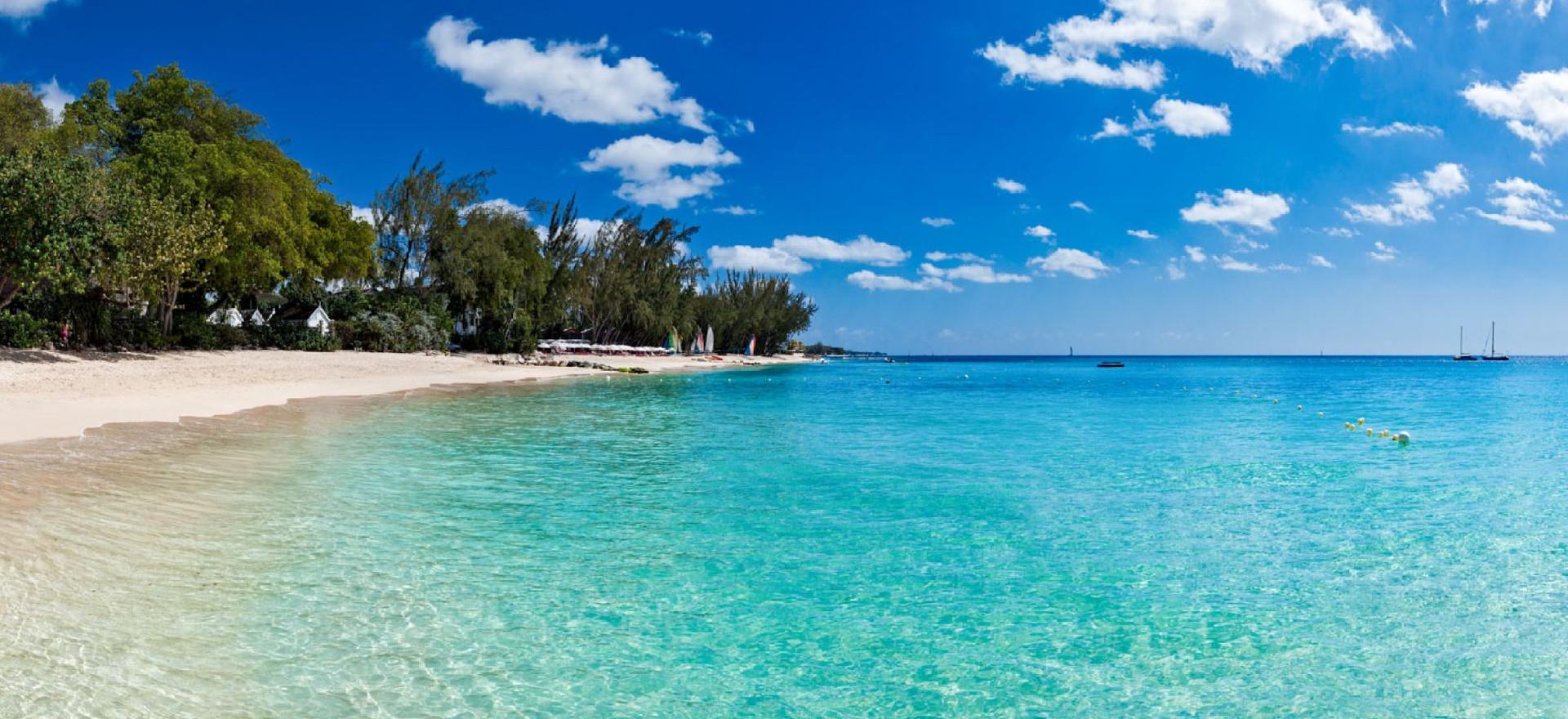 Beautiful Heron Bay Beach