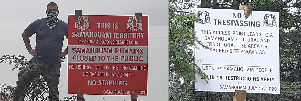 SAMAHQUAM Territory Covid Restrictions S