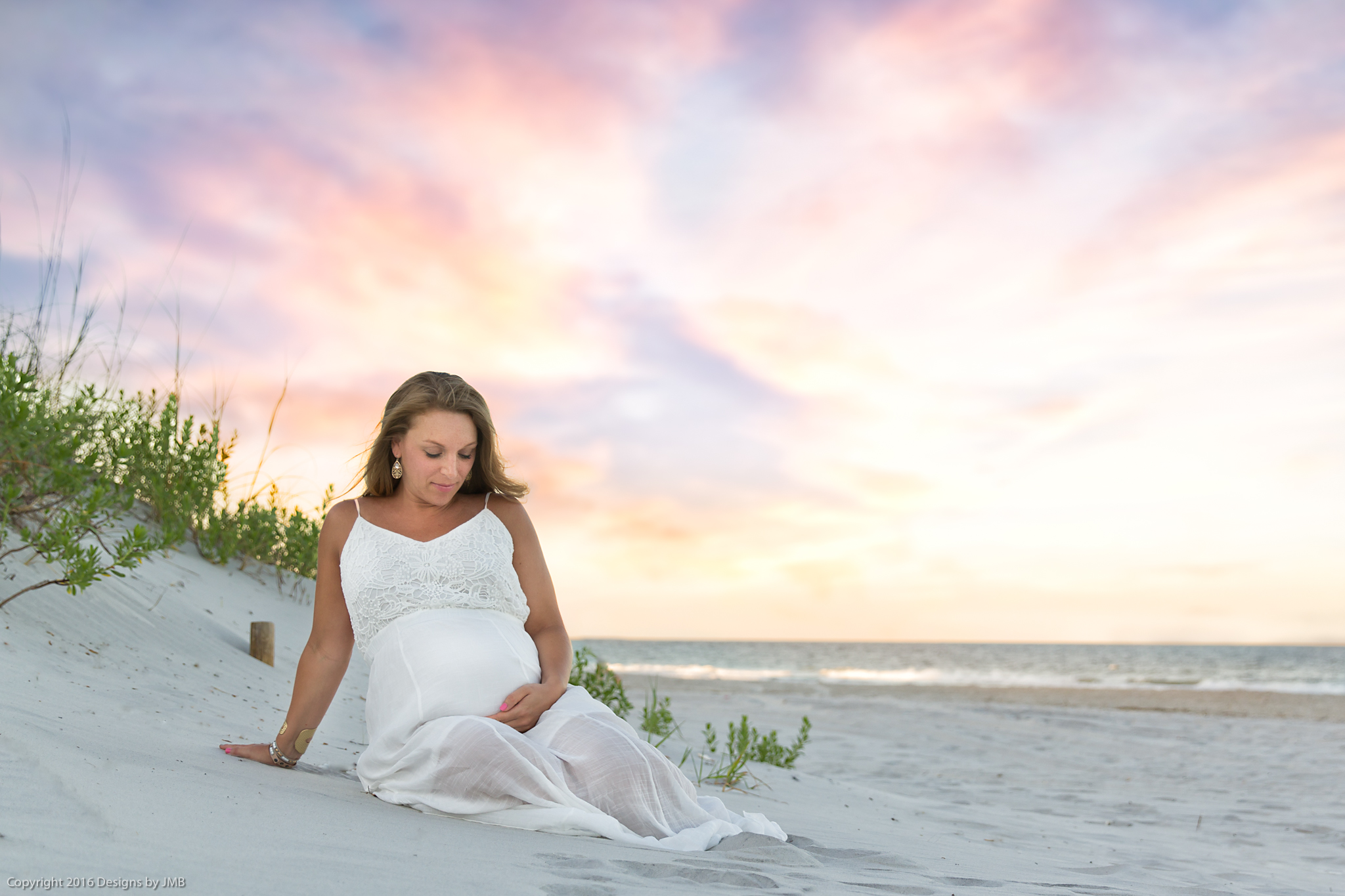WRIGHTSVILLE BEACH-PORTRAIT-PHOTOGRAPHER-MATERNITY-3
