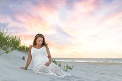 WRIGHTSVILLE BEACH-PORTRAIT-PHOTOGRAPHER-MATERNITY-3