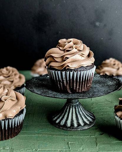 Chocolate fudge cupcakes.jpg