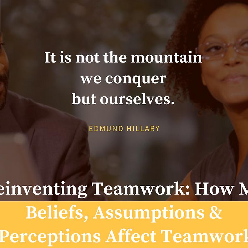 How My Beliefs, Assumptions and Perceptions Affect Team Work