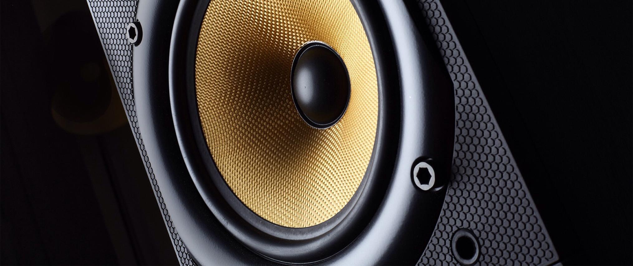große Lautsprecher