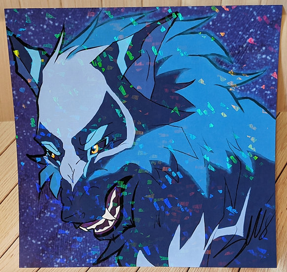 Kosmo - Space Wolf